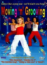 Moving 'N' Grooving (Dance, Fun and Fit for Kids) (DVD)  Lucy Knight New