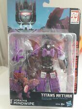 Transformers Titans Return Deluxe Class Vorath and Mindwipe