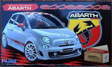 2008 Fiat Abarth 500 essesse, 1:24, 123837 Fujimi