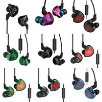 KZ ZS10 Headphones 10 Driver In Ear Earphone Dynamic Earbud Sport Stereo Headset