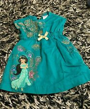 Disney Girl's Dress Size 2 Jasmine Princess