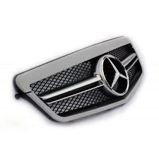 Mercedes W212 S212 E 2009-2013 pré Manteau Chrome AMG Look Complet Calandre avant