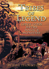 TRIBES OF LEGEND - GREEK GODS MYTHS MAGIC & MONSTERS - FOUNDRY PUBLICATIONS