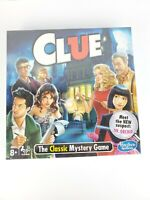 CLUE Hasbro game The Classic Mystery Game New Sealed