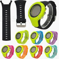 Replacement Silicone Watch Band Wrist Strap for SUUNTO Ambit 3 PEAK/Ambit 2/1