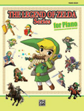 Legend Of Zelda Series (Pno Int-Adv), Piano teaching material, ALFRED - 38601