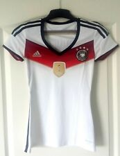 Trikot Damen Deutschland Womens Shirt Germany XS Hummels Adidas 2014 4 Sterne