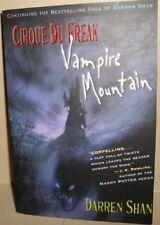 B0016D7HJW CIRQUE DU FREAK VAMPIRE MOUNTAIN THE SAGA OF DARREN SHAN