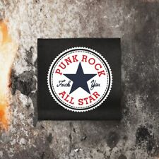 PUNKROCK ALL STAR PATCH MBPMTS023