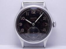 1942 Military Wristwatch German Army Zenith DH WWII