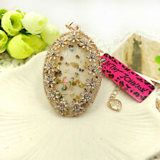 Sweater chain Long necklace gift Fashion Crystal drop Pendants chain