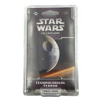 Star Wars Technological Terror Force LCG Card Game Pack SEALED. Fast Shipping