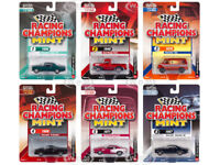 2018 MINT RELEASE 3, SET B OF 6 CARS 1/64 DIECAST BY RACING CHAMPIONS RC009 B