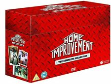 Home Improvement: The Complete Collection (DVD, 2016, 28-Disc Set)
