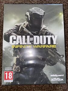 Call Of Duty Infinite Warfare - Special Edition+Extras (Xbox One) - New & Sealed