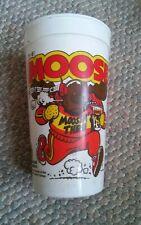 Vtg 1987 Hardees Moose Special Olympics Cup Moosin Thru Coca Cola