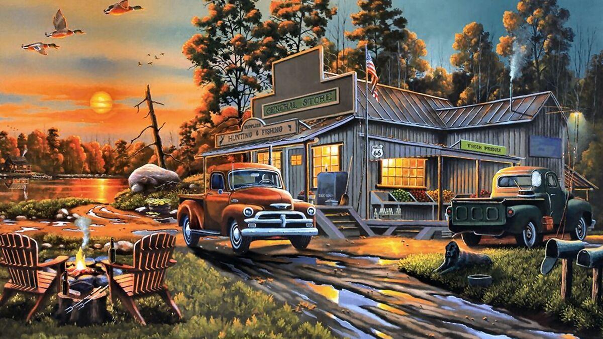Stony Creek Trading post