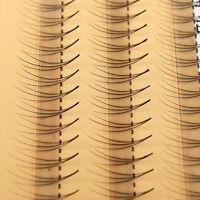 0.07C 3D Wave Silk Mink Black Soft Eyelashes Individual Eyelash Extension Makeup