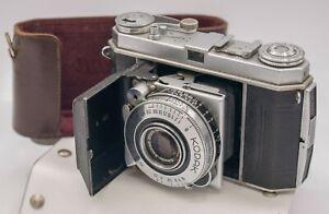 Kodak Retina 1a Ia Type 015 35mm Film Camera - Schneider Xenar 50mm F3.5 Lens