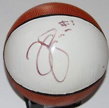 JEREMY LAMB signed (CHARLOTTE HORNETS) mini basketball *U-CONN HUSKIES* W/COA