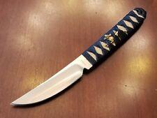 Micky Yurco Custom Handmade Japanese Inspired Tanto Knife NOS