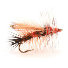 (2) Crystal Stimulator Royal #12 Trout Dry Fly by Umpqua New Free Shipping