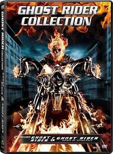 Ghost Rider 1 & 2/Ghost Rider: Spirit of Vengeance (DVD, 2015) Nicholas Cage NEW