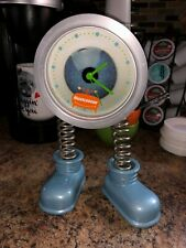 RARE Vintage 2000 'NICKELODEON' ~ EMPLOYEE OWNED ~ LIMITED EDITION CLOCK