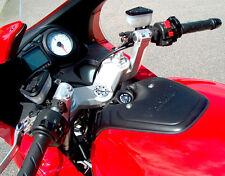 HeliBars® handlebar risers for Ducati ST3 / ST4