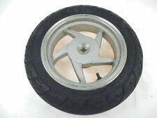 Circle Rear Wheel 12 Inches Sym Symply 50 Rear Wheel