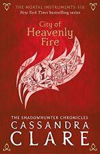 Cassandra Clare _ City of Heavenly Fire _ (Rouge Couverture) _ Tout Nouveau __