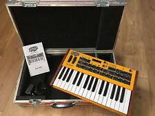 Dave Smith MOPHO Synthesizer - With Bespoke Flightcase
