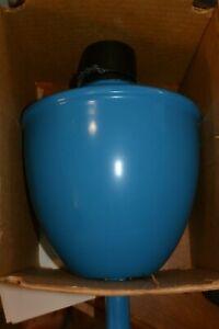 Vintage Tiki Torch  MCM Tropic Torches  Blue