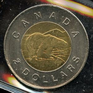 2009 Canada $2 Coin - ICCS MS66 - XKA107