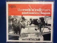 READERS. DIGEST.   SIXTIES. BEAT. BOOM.      3 CDs.     Rock and roll years