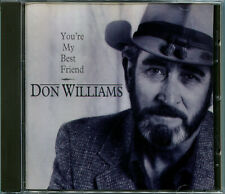 """DON WILLIAMS """"You're my best friend """" CD"""