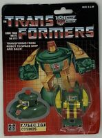 Transformers Cosmos 1986 action figure
