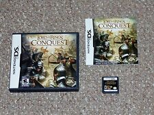 Lord of the Rings: Conquest Nintendo DS Complete