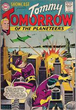 SHOWCASE #46 (1963) DC Comics TOMMY TOMORROW  Lee Elias VG-FINE