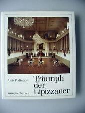 Triumph der Lipizzaner 1985 Pferde