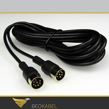 (5,10€/m) Powerlink Kabel 5m für B&O BANG & OLUFSEN BeoSound / BeoLab / 8-adrig