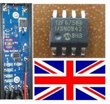 GHD U2 PIC IC for MK5  and SS5 Repairs **Round buzzer** PCB