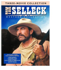 Tom Selleck Western Collection 0883929084555 DVD Region 1 P H