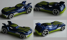 Hot Wheels - Howlin´ Heat blaumet./grün