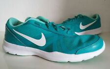 Womens Nike CORE MOTION TR II Trainers, Size UK 7, Green & White. 749180-300