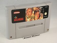 CUT THROAT ISLAND CUTTHROAT - NINTENDO SNES SUPER NES PAL CARTUCCIA ORIGINALE