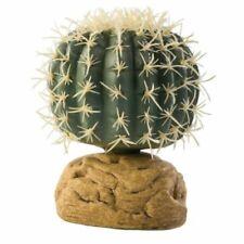 LM Exo-Terra Desert Barrel Cactus Terrarium Plant Small - 1 Pack