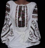 Ukrainian Embroidered Blouse for women. Sorochka Vyshyvanka Tradition Shirt