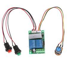 6V-24V 3A DC Motor Speed Control Controller PWM Regulator Reversible Switch
