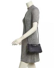 2020 Longchamp Le Pliage Cuir Leder Tasche Umhängetasche Damentasche - Schwarz